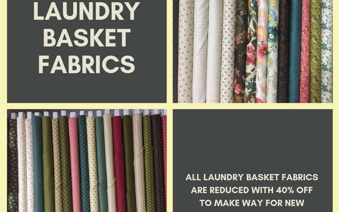 Laundry Basket Flash Sale