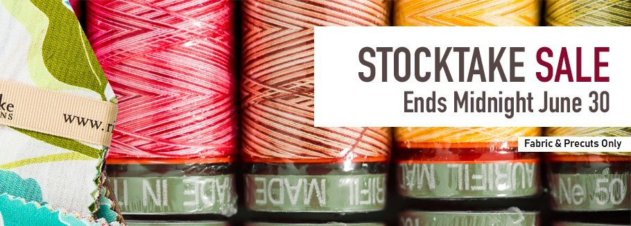 Stocktake Sale Begins today!