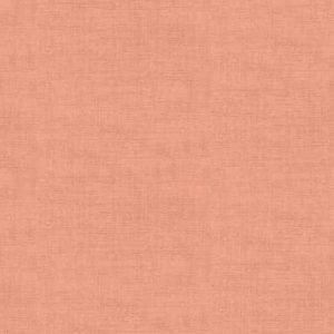 Linen Texture Fabric Coral Pink M1473P