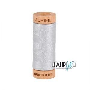 Aurifil Mako NE 80 Cotton Thread 2600
