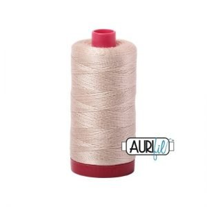 Aurifil Mako NE 12 Cotton Thread 2312