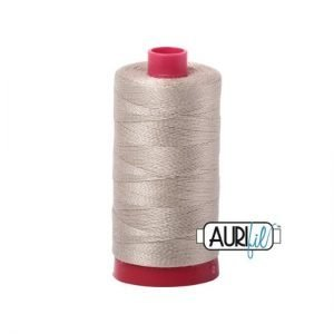 Aurifil Mako NE 12 Cotton Thread 2324
