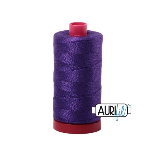 Aurifil Mako NE 12 Cotton Thread 2582
