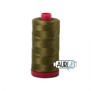 Aurifil Mako NE 12 Cotton Thread 2887