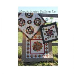 Airlie Quilt Pattern by Max and Louise
