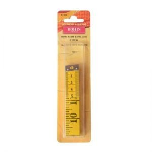 "Bohin 120"" Tape Measure B91910"