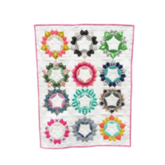 Brimfield Block Star Awakening Pattern