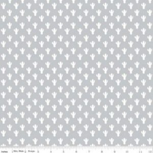 Riley Blake Azure Skies Fabric C8151-Grey