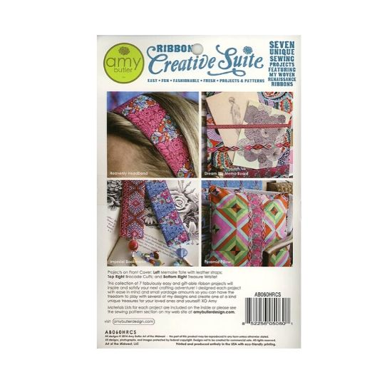 Amy Butler Ribbon Creative Suite Pattern