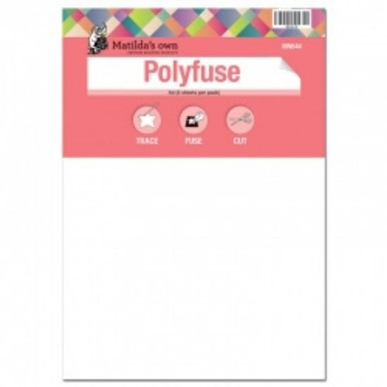 Matilda's Own Polyfuse A4 Sheets