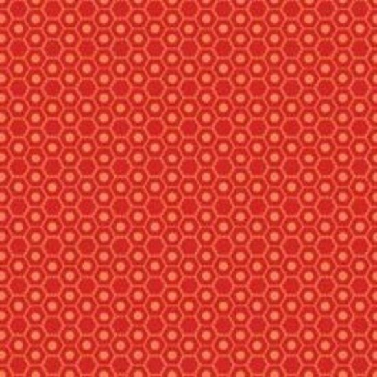 Basically Hugs Fabric RR26422RED