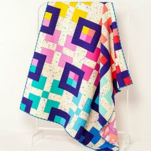 Big Blocks Quilt Pattern TR051