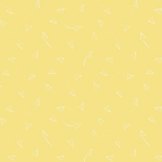 GBQ Back To Basics Fabric D1603Buttercup