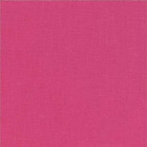 Essex Linen/Cotton Fabric Hot Pink 1163