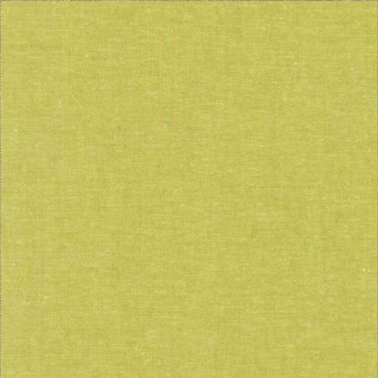Essex Linen/Cotton Yarn Dyed Fabric Pickle 480