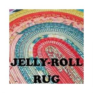 Jelly Roll Rug Pattern