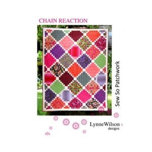Chain Reaction Pattern by Lynne Wilson