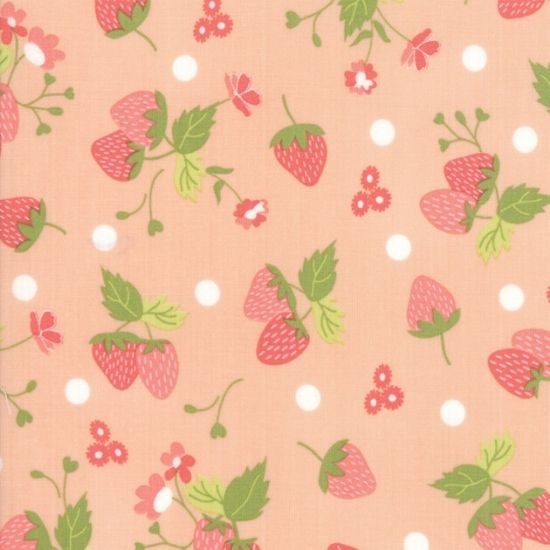 Moda Strawberry Jam Fabric M2906222