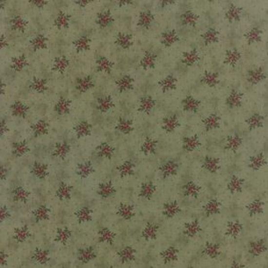 Moda Under The Mistletoe Fabric M4407613