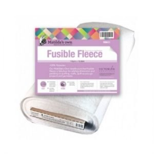 Fusible Fleece Wadding