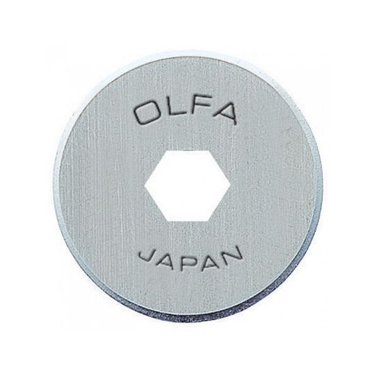 Olfa Rotary Cutter replacement blade 18mm
