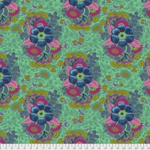 Hindsight Piecework Fabric PWAH145-SEA