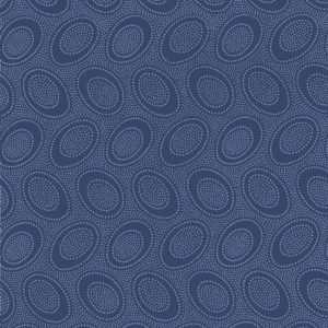 Kaffe Fassett Spring 2019 Collective Aboriginal Dot PWGP071-Denim