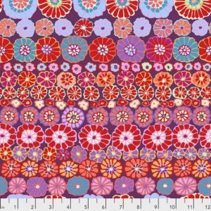 Kaffe Fassett Fall 2018 Collective Row Flowers PWGP169.Red