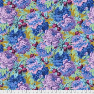Kaffe Fassett Collective Feb 2020 Luscious PWPJ011-OCHRE
