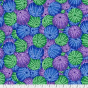 Kaffe Fassett Spring 2019 Collective Sea Urchins PWPJ100-Blue