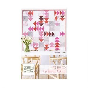 Red Geese Pattern