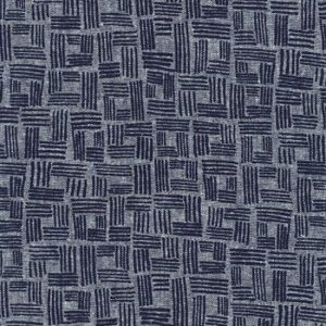 Forage Indigo Scratch Fabric RK1798362 Indigo