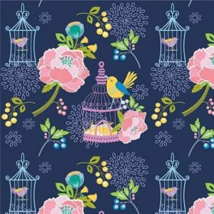 Riley Blake Lulabelle Fabric by Dodi Lee Poulsen C5060