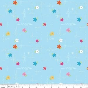 Riley Blake Simply Happy Fabric C7451