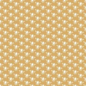 Riley Blake In the Meadow Fabric C7993-Gold