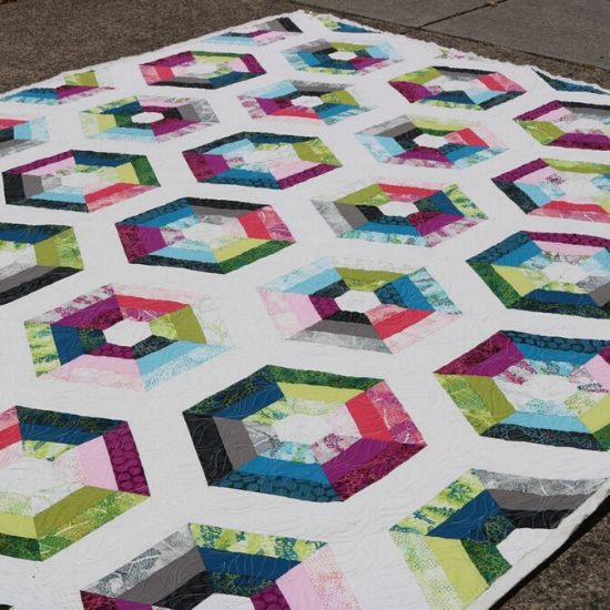 Calippo Quilt Pattern