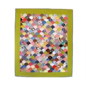 Clamshell Pattern by Irene Blanck Focus on Quilts