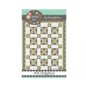 Delighted Quilt Pattern