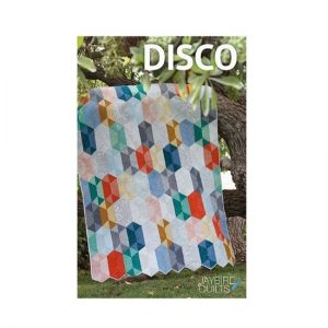 Disco Quilt Pattern by Jaybird JBQ138