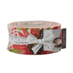 Moda Painted Meadow Jelly Roll M48660JR