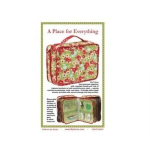 by annie.com A Place for Everything Pattern