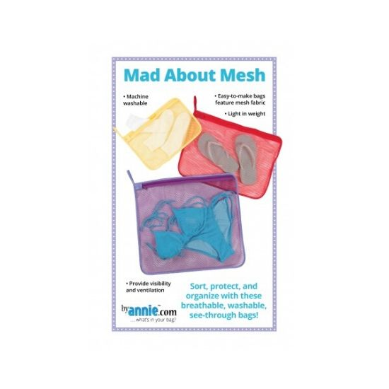 by annie.com Mad about Mesh Pattern