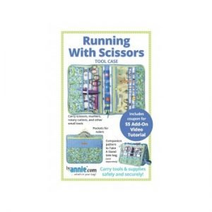 by annie.com Running with Scissors Pattern
