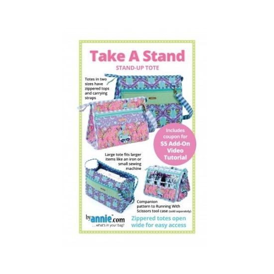 by annie.com Take a Stand Pattern