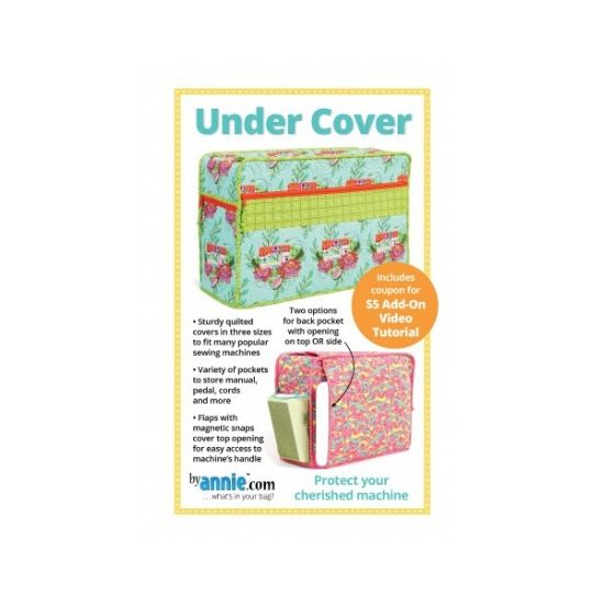 by annie.com Under Cover Pattern