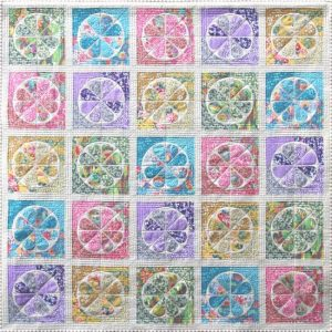 The Daisy Quilt Pattern