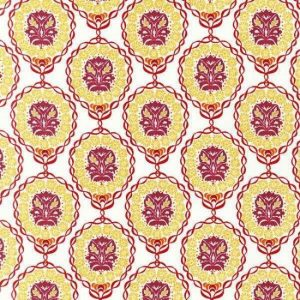 Robert Kaufman Quill Fabric by Valorie Wells RK14548-332 Persimmon