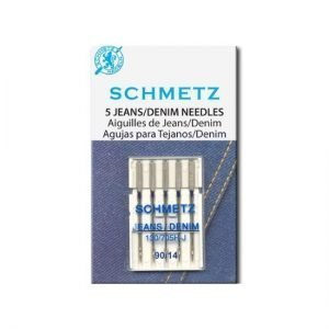 Schmetz Jeans Sewing Machine Needles 90/14
