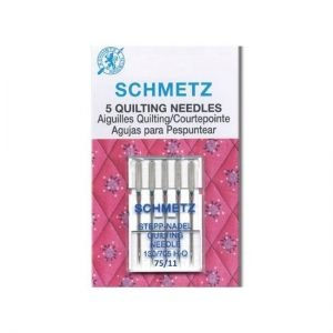 Schmetz Quilting Sewing Machine Needle 75/11