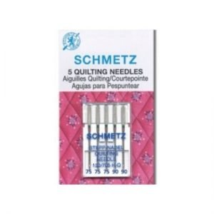 Schmetz Quilting Sewing Machine Needle Various